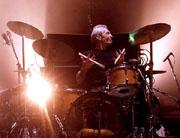 Charlie Watts in Denver, '03 40 Licks Show